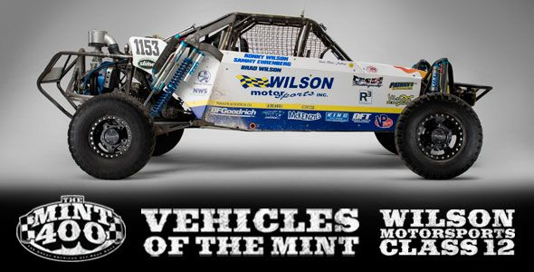 Vehicles Of The Mint Wilson Motorsports Class Race