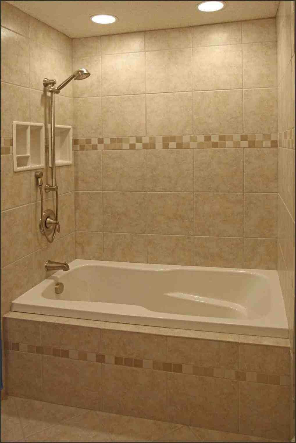 Shower Jacuzzi Tub Combo Bathtub Tile Bathroom Tile Designs