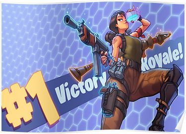 Fortnite Posters And More Poster Products Game Art Battle