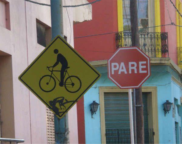 Street scene in #BuenosAires