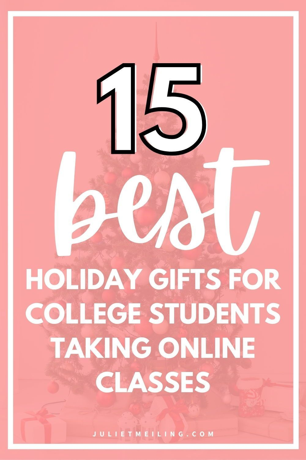 Best Christmas Gifts For College Students 2021 15 Best Holiday Gifts For Online College Students 2021 Student Gifts Online College College Students