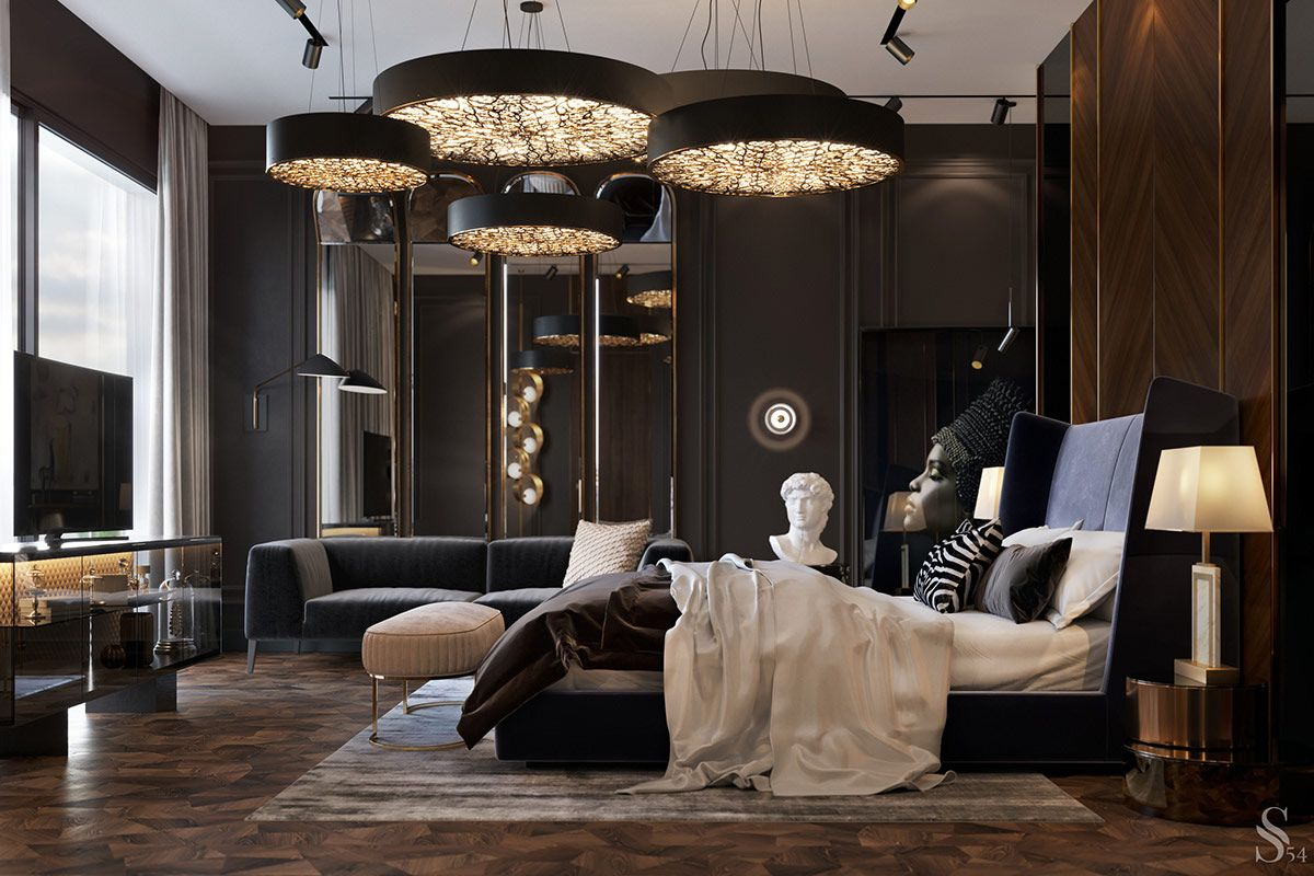 Home Designing Luxury Modern Moroccan Interior Design