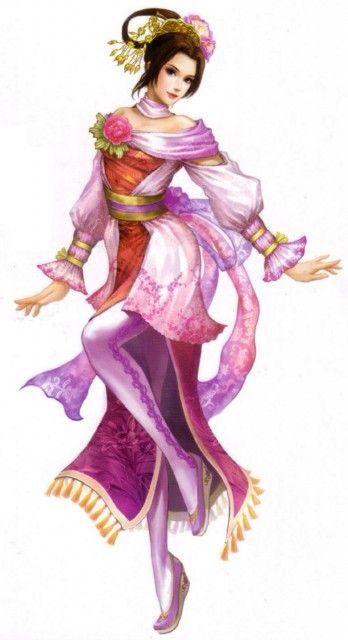 Diao chan dynasty warriors pinterest and - Seven knights diaochan ...