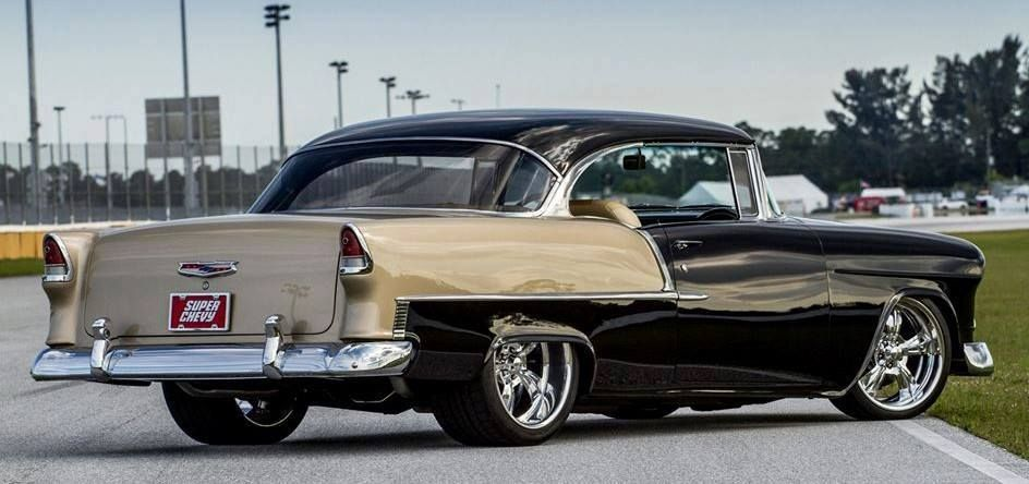 Best Of The Hot Rod World Daily Http Hot Cars Org Chevy 1955