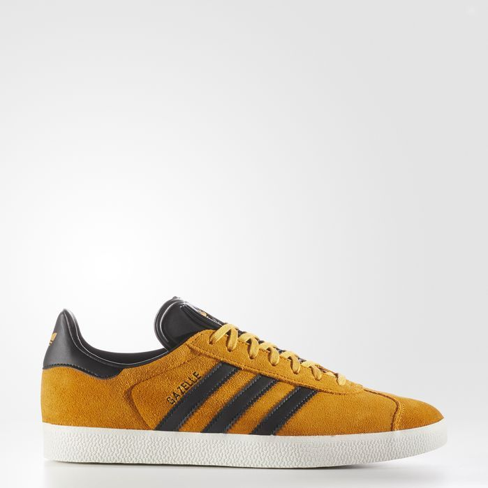adidas gazelle jaune et bleu