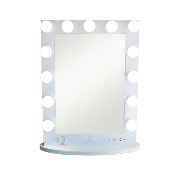 Hollywood Lights Makeup Vanity Mirror Hollywood Lights