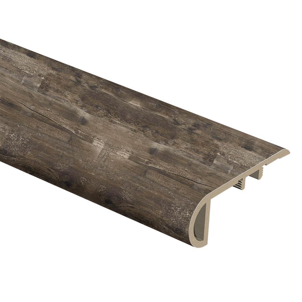 Zamma Restored Wood 1 In Thick X 2 1 2 In Wide X 94 In