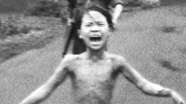 Napalm Girl photo from Vietnam War turns 40   Dennis Thern