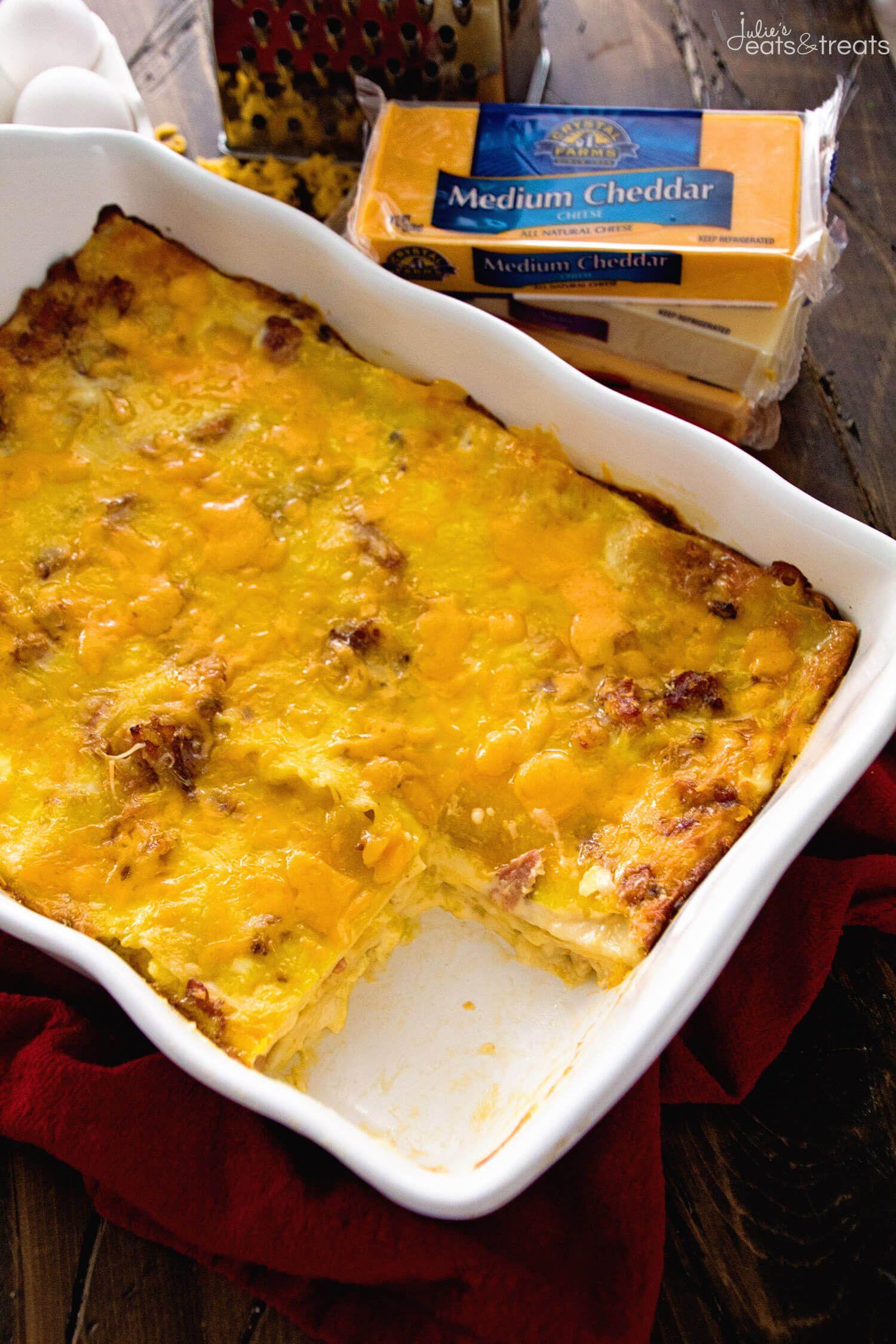 recipe: overnight breakfast lasagna [4]