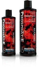 phosphāt e liquid phosphate remover for all marine aquaria e