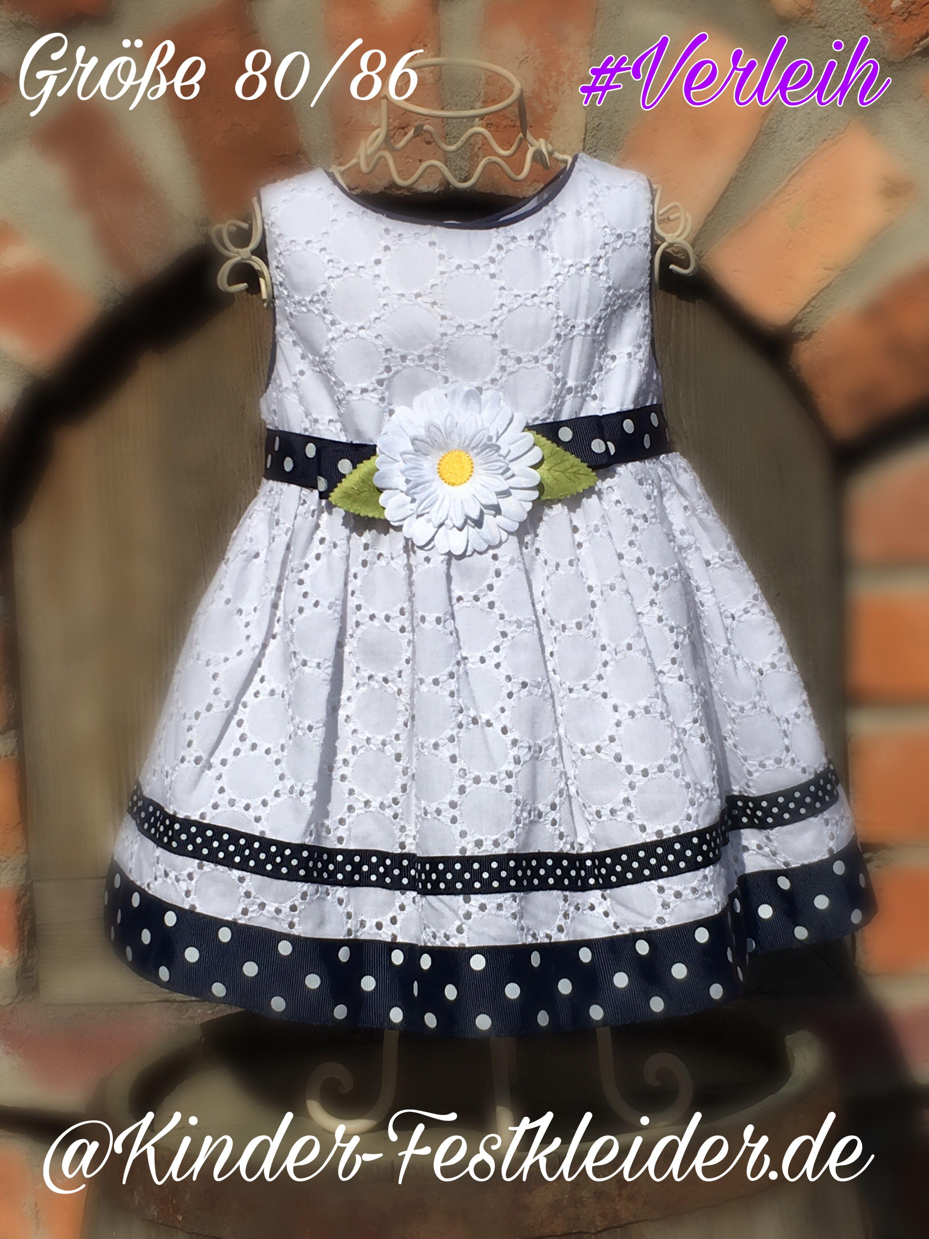 sommerliches kleid 👗 mit lochstickerei | kleider, mode