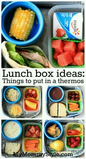 http://www.ahomd.com/category/Yumbox/ Lunch box ideas for kids / teens for school / road trips. G;)
