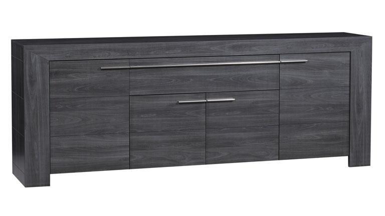 buffet bois design contemporain moderne 4 images mobilier pinterest. Black Bedroom Furniture Sets. Home Design Ideas