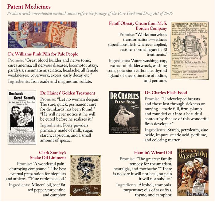 Patent Medicines  LaphamS Quarterly  Historical Stuff