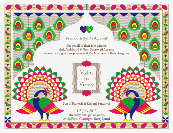 What Your Wedding Invitations Say About How Youll Be As A Married