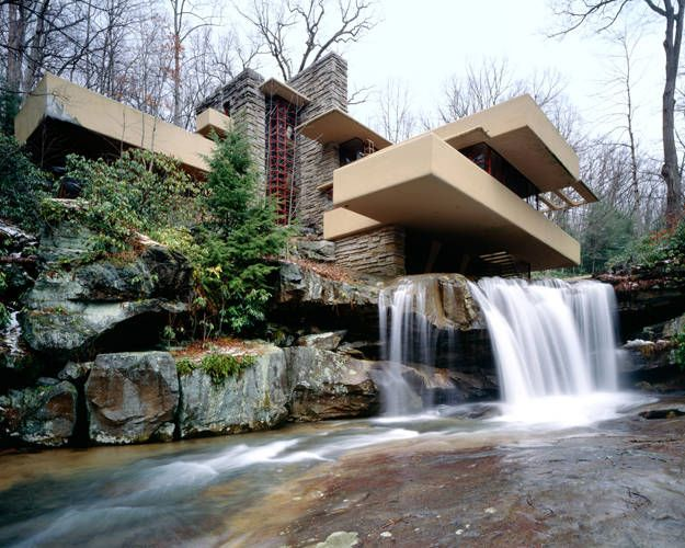 High style history frank lloyd wright and lloyd wright for Famous home designs