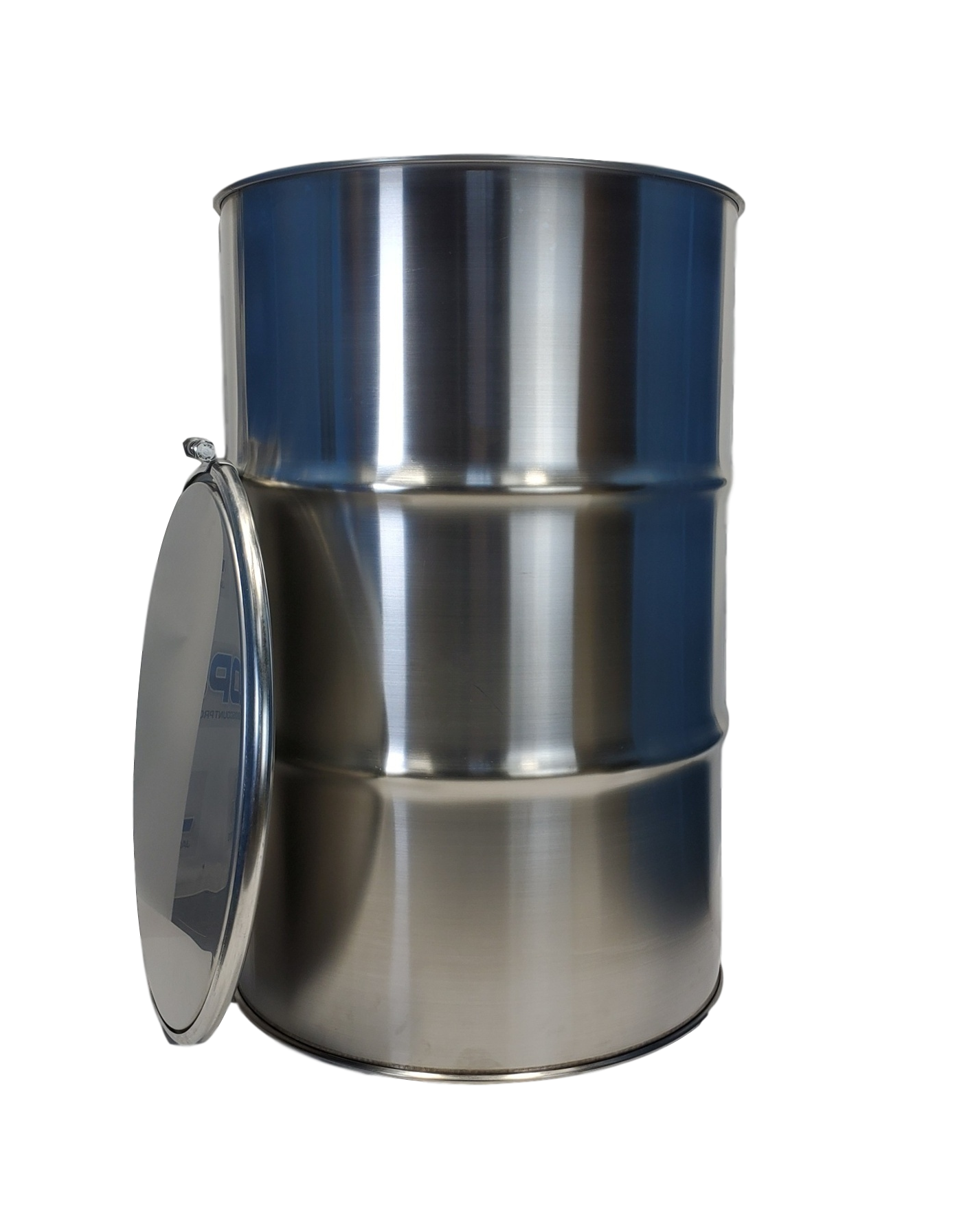 New Open Top Stainless Steel Barrels In Stock And Ready To Ship Next Day We Have Many Variations To Help Me In 2020 Steel Barrel Stainless Steel Drum Barrels For Sale