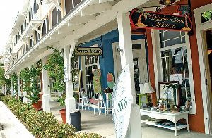 Browse the quaint shops along Bridge Street in Bradenton