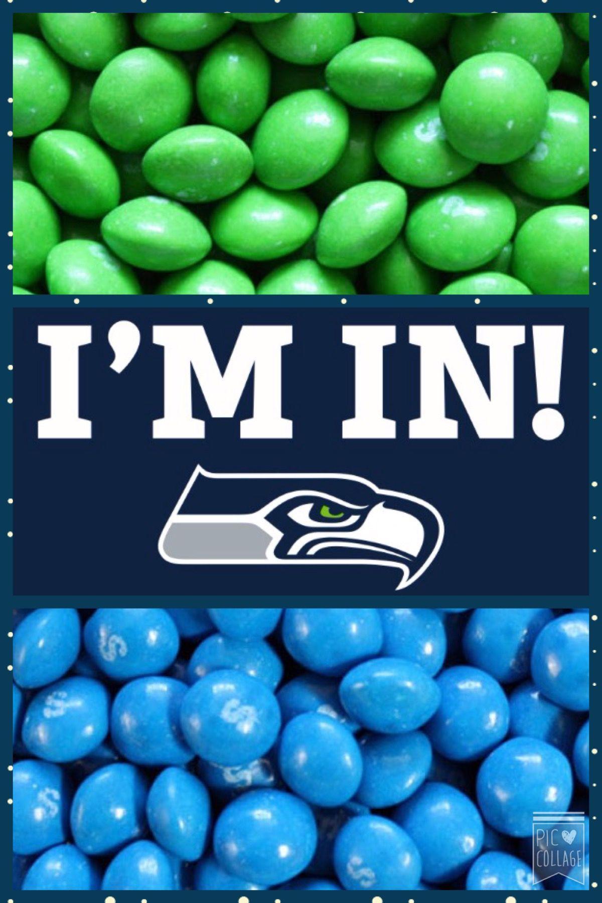 Pin by Home Again Jiggetyjig! on Go Hawks! Seattle