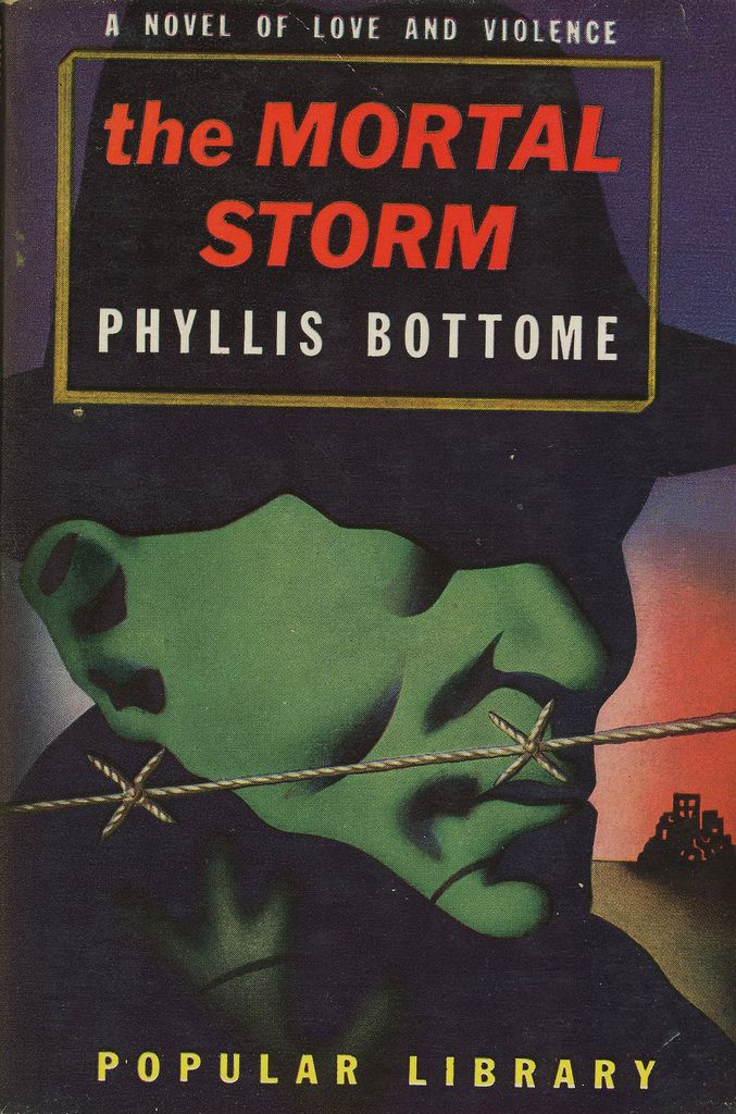 Popular Library 94 Phyllis Bottome The Mortal Storm Pocket