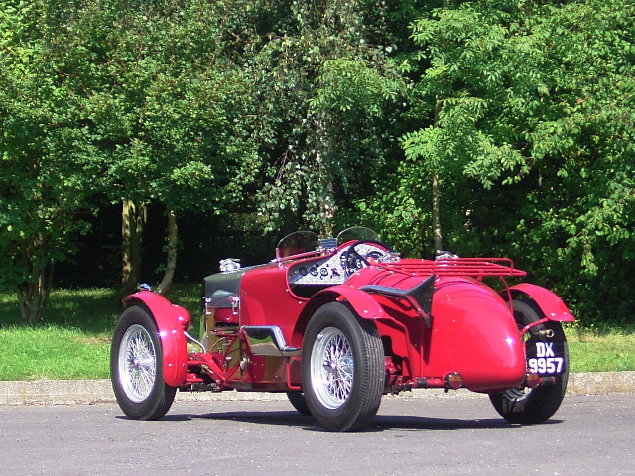 1933 MG F1 MAGNA `Q TYPE` BODIED. - Cars for Sale | SHERWOOD ...