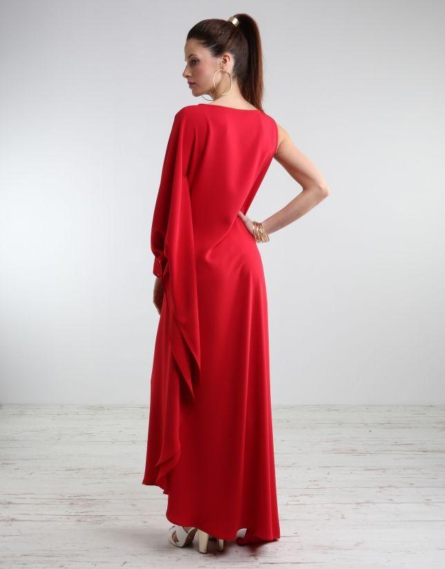 Vestidos de noche rojo pasion