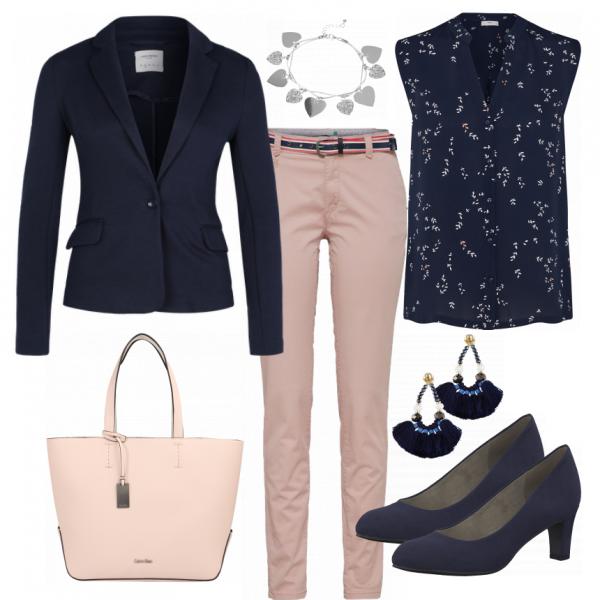 PrettyWork Damen Outfit - Komplettes Business Outfit günstig kaufen | FrauenOutfits.de #businesscasualoutfitsforwomensummer