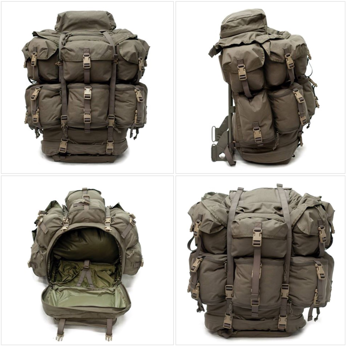 Platatac Mac Alice Pack Soldier Systems Daily Zombie Survival Gear Survival Military Gear