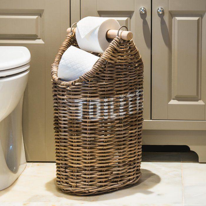 Freistehender Toilettenpapierhalter Key Largo