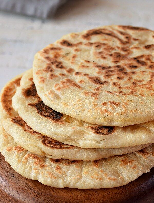 The Best Pita Bread Recipe Of All Time | Recipe | Recipes ...