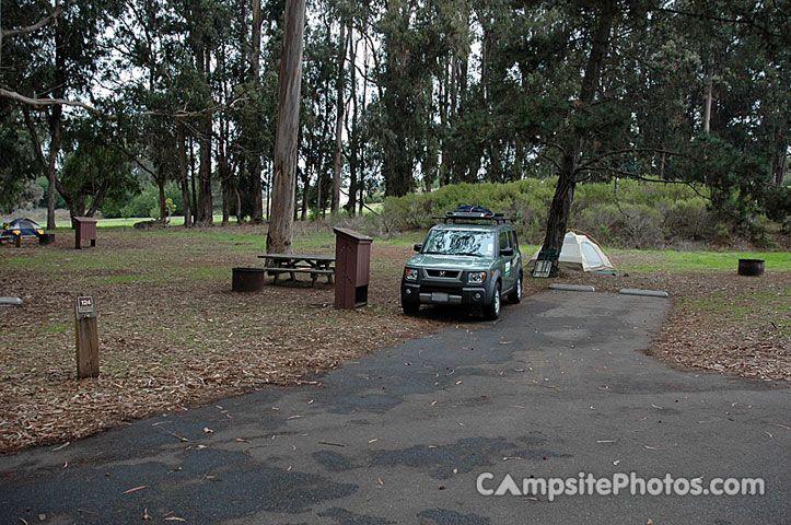 Morro Bay SP 124   Morro Bay State Park Campsite Photos   Campsitephotos.com