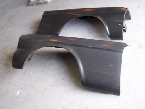 Nos 1965 1966 Ford Mustang Front Fenders Sheet Metal Pair 1964 5 Shelby Gt350 1966 Ford Mustang Ford Mustang Mustang