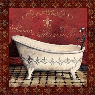 Vintage Tub II (Marie Elaine Cusson)