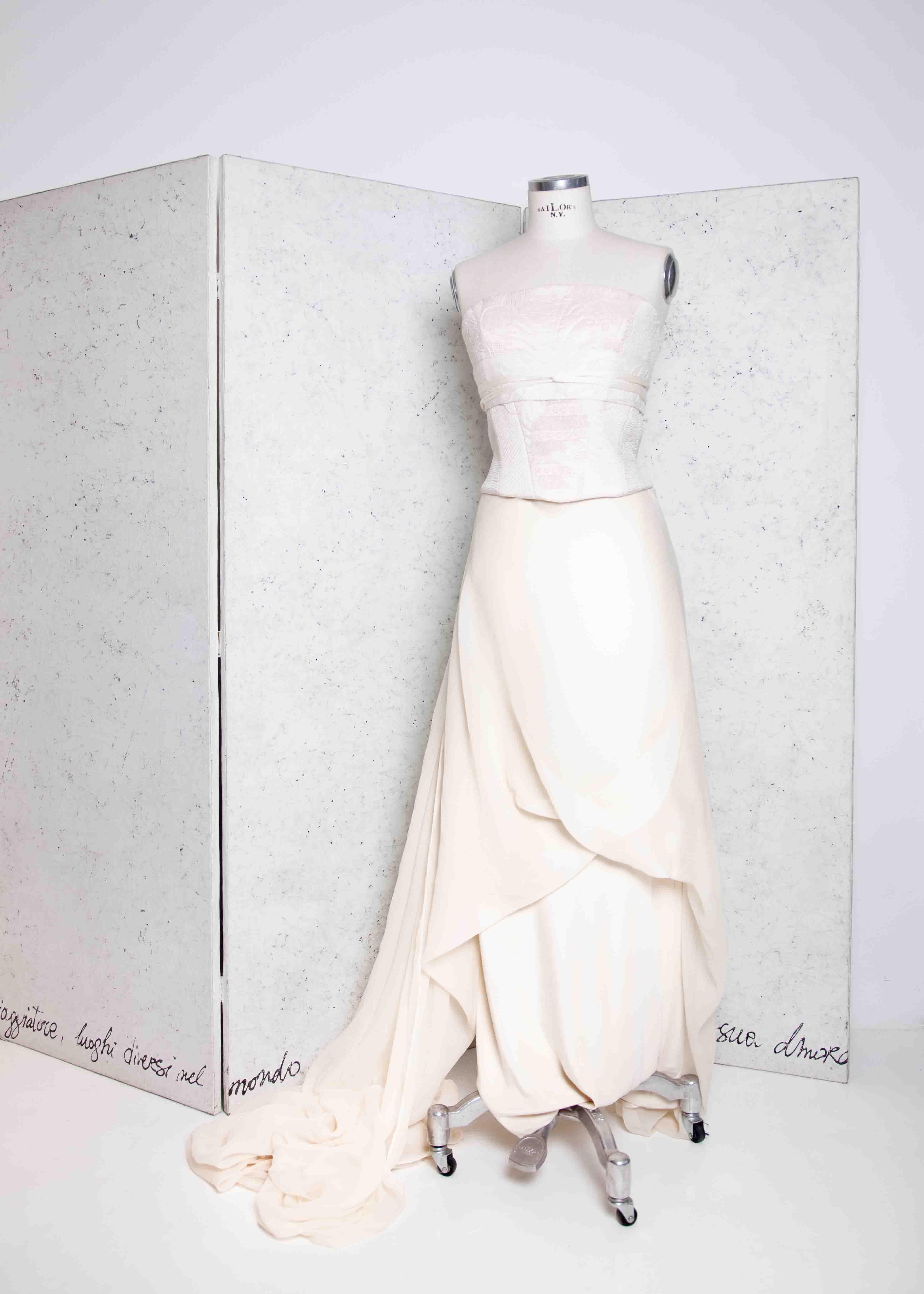 Atelier Yooj Milano Wedding Dress Atelieryooj Atelier Abito Da Sposa Milano Abito Da Sposa Milano Abito Da Sposa Stile Vi Sposa Boho Boho Chic Abiti Da Sposa