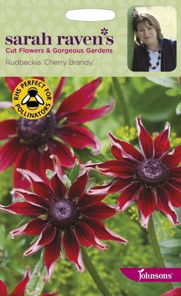 Praktsolhatt 'Cherry Brandy'