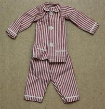 Maileg Outfit - PJ set suitable for medium sized rabbit