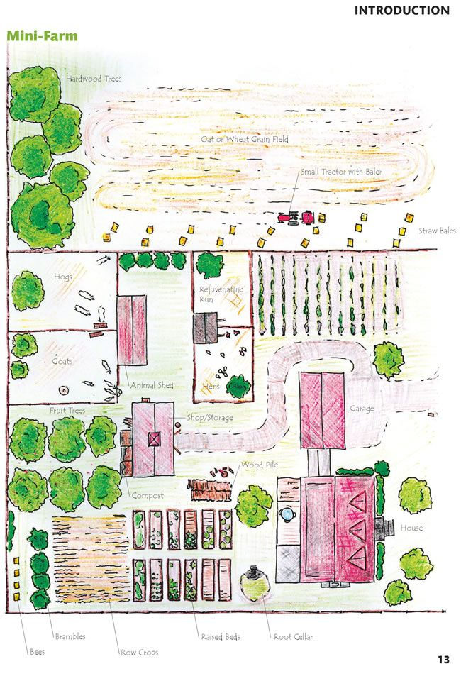 Inspiring Homestead Farm Design Ideas | Farm layout, Mini ... on 5 acre homestead layout, homestead barn layout, backyard homestead layout, homestead farms and gardens, homestead garden layout, small homestead layout, mini farming garden layout, homestead water filtration, 1 4 acre homestead layout, best homestead layout, homestead golf course layout,