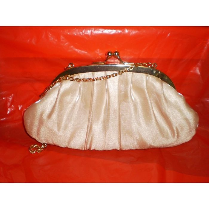 Gold Party Evening Clutch Purse Handbag by Debut Listing in the Clutch,Handbags & Purses,Bags & Purses,Womens Accessories & Bags,Clothes, Shoes, Accessories Category on eBid United Kingdom | 152359092