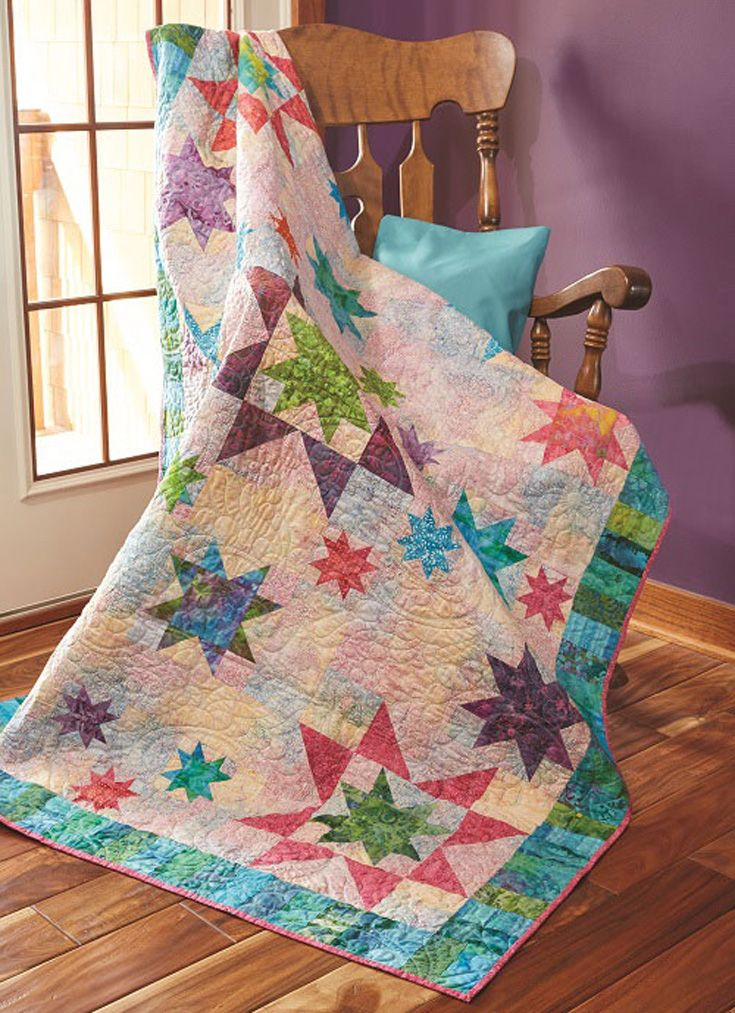 Sprinkling of Stars Quilt   Quilt patterns, Piano keys and Star quilts : different quilting patterns - Adamdwight.com