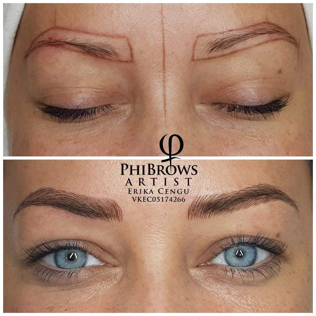 Microblading Derby Phibrows Royal Artist Permanent
