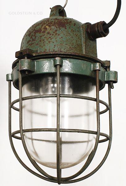 alte lampen aus ddr zeit