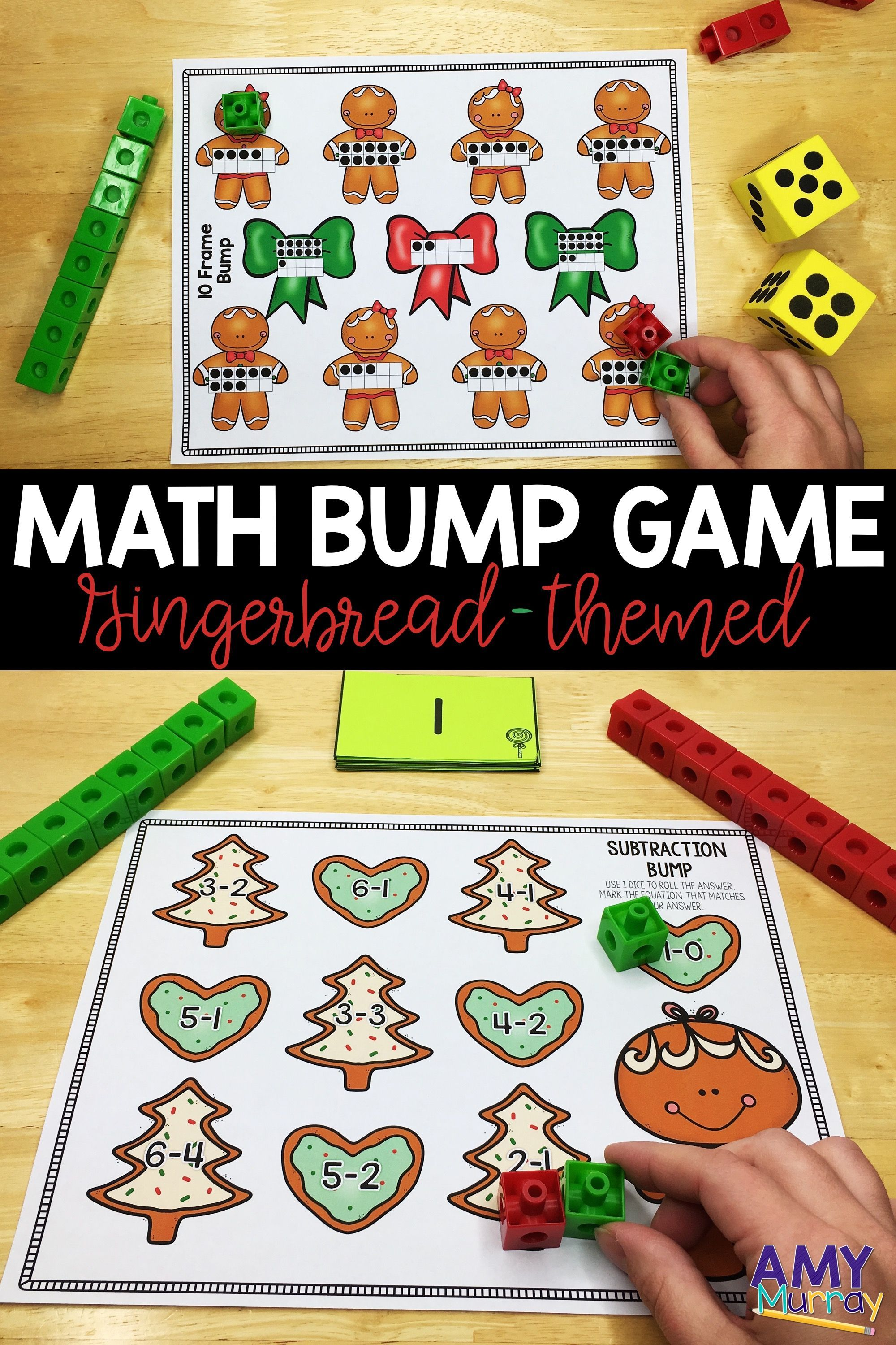 These Roll And Cover Math Bump Games Are A Great Way For Kindergarten Students For Practicing Number Sense A Kindergarten Math Games Kindergarten Fun Fun Math [ 3000 x 2000 Pixel ]
