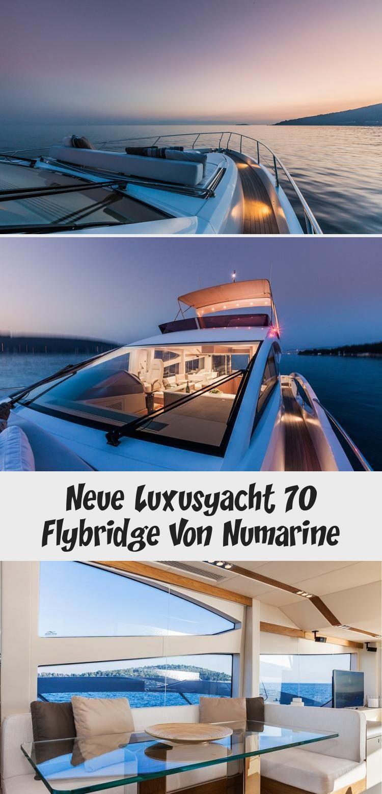 Photo of Neue Luxusyacht 70 Flybridge Von Numarine – babyzimmer