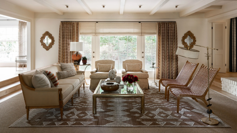 An Elegantly Bohemian Family Home In Brentwood Home Home Decor