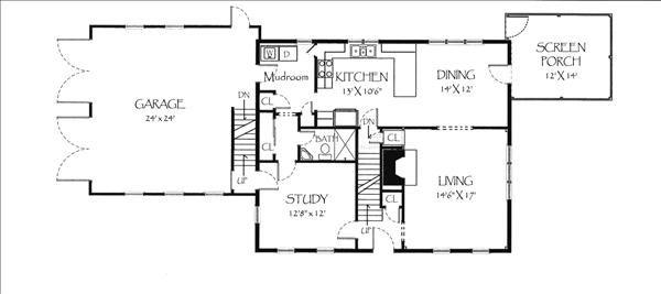 Historic Cape Reproduction Floor Plan Floor Plans Connor Homes House Plans