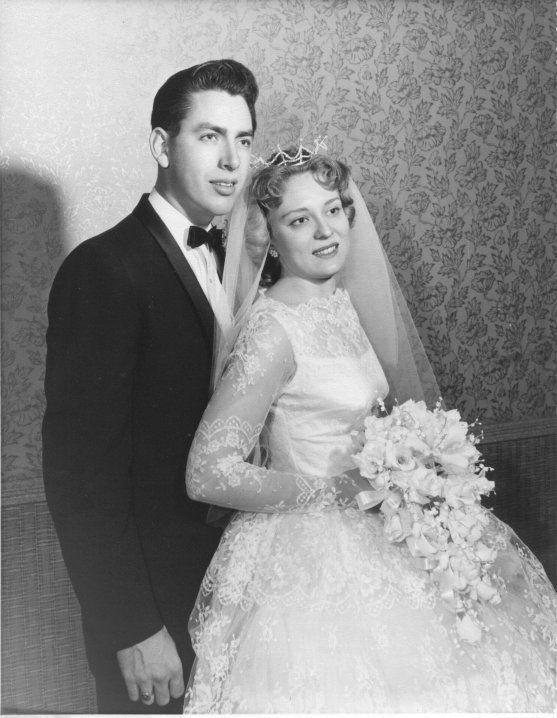 Don & Maryanna  February 6, 1960