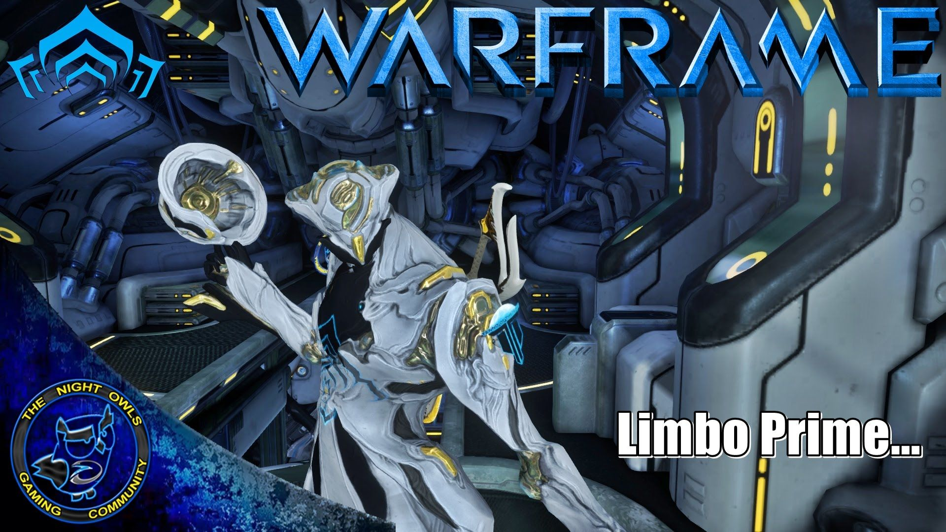 Warframe: Limbo Prime Unleashed         (Sneak Peak Concept