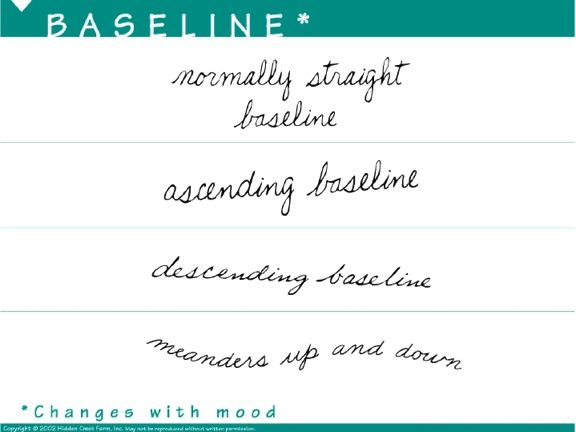 HWIBaseLineF What Does Your Handwriting Say About You? Pinterest - Forensic Report