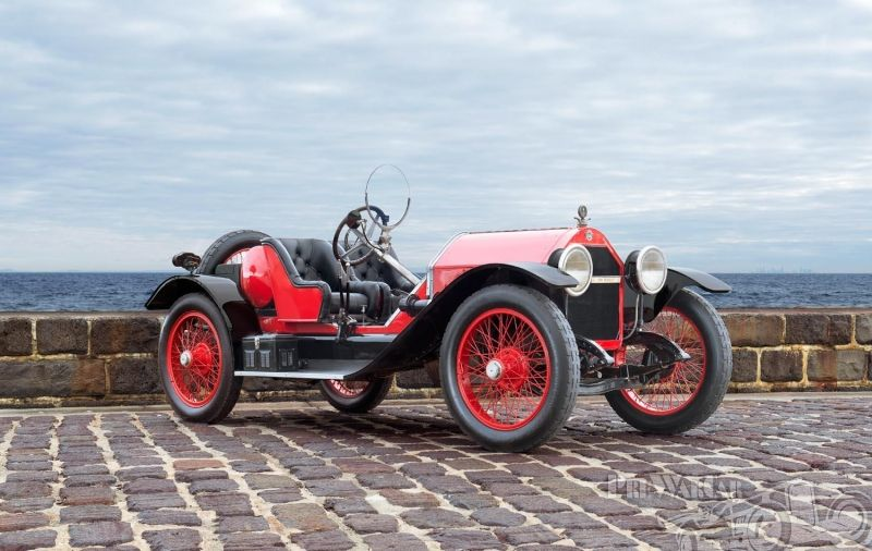 Stutz Model 4c Bearcat Roadster 1916 For Sale Veteran Car