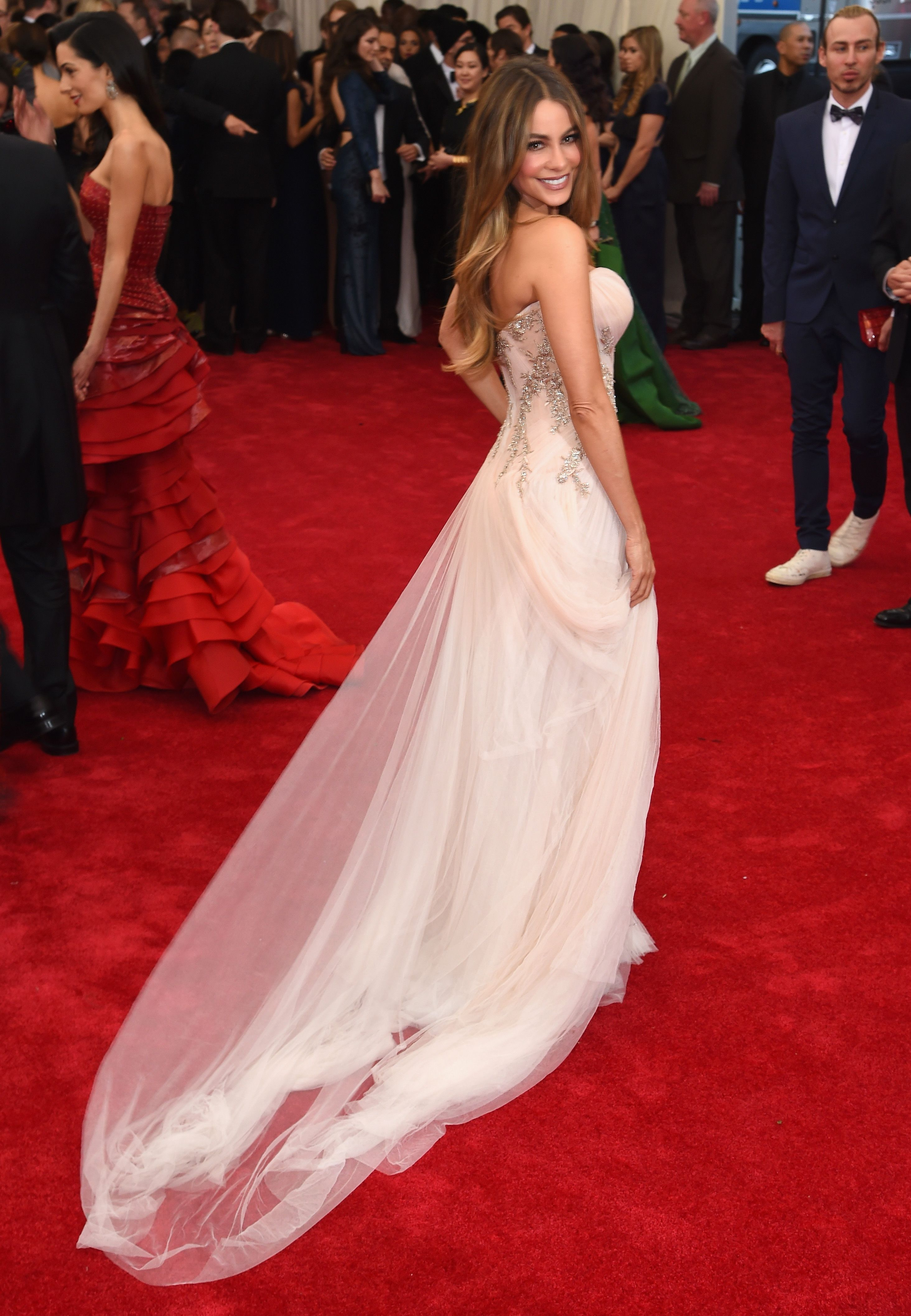 All the looks from the met gala marchesa red carpet and
